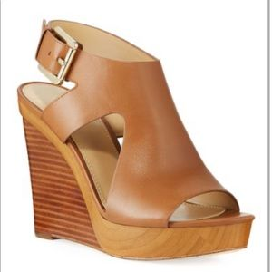 MICHAEL Michael Kors Josephine Wedge Sandal Shoes
